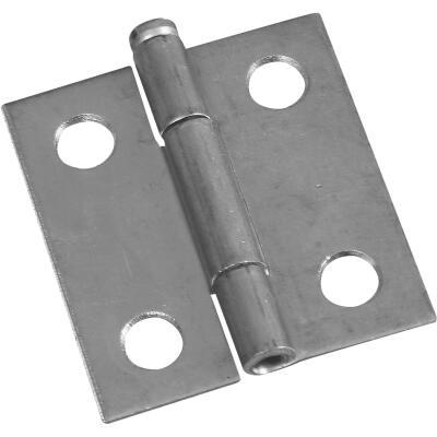 National 1-1/2 In. Zinc Loose-Pin Narrow Hinge (2-Pack)