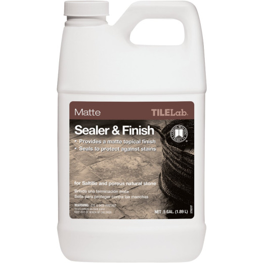 Custom Building Products TILELab 1/2 Gal. Matte Tile Sealer & Finish