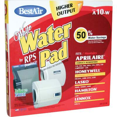 BestAir White WaterPad A10W Humidifier Wick Filter