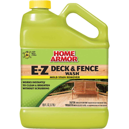 Home Armor 1 Gal. E-Z Deck & Fence Wash